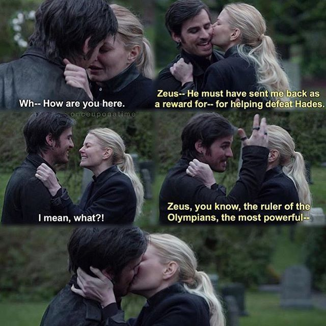 "Killian Jones and Emma Swan - 5 * 21 ""Last Rites"" #CaptainSwan"