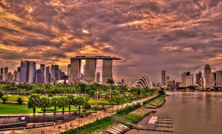 Photograph Singapore Barrage by Nishant Panigrahi on 500px