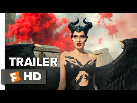 Maleficent Mistress Of Evil Teaser Trailer 1 2019