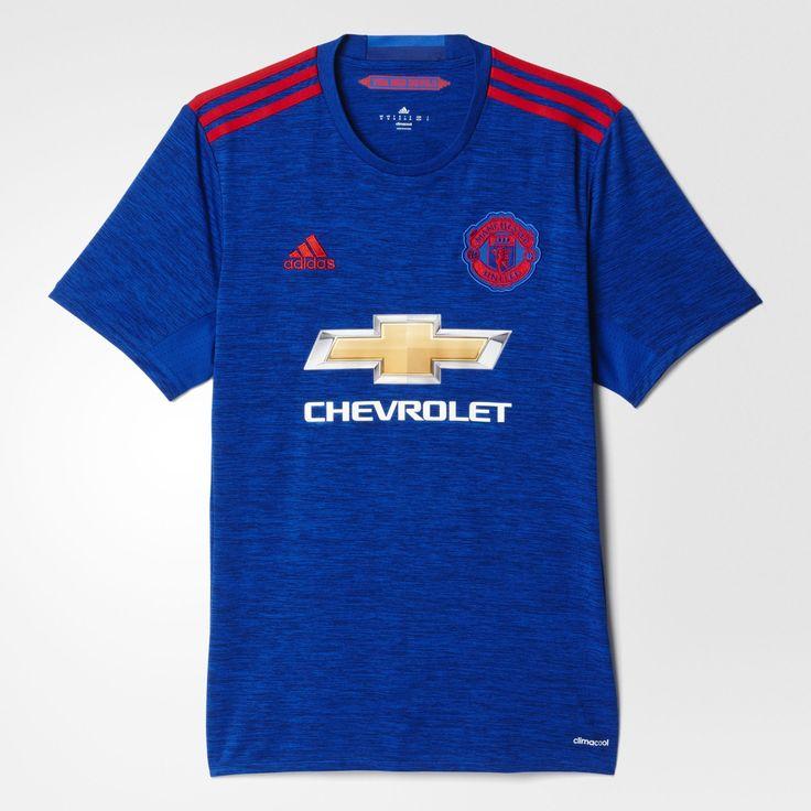 adidas - Игровая футболка Манчестер Юнайтед Away