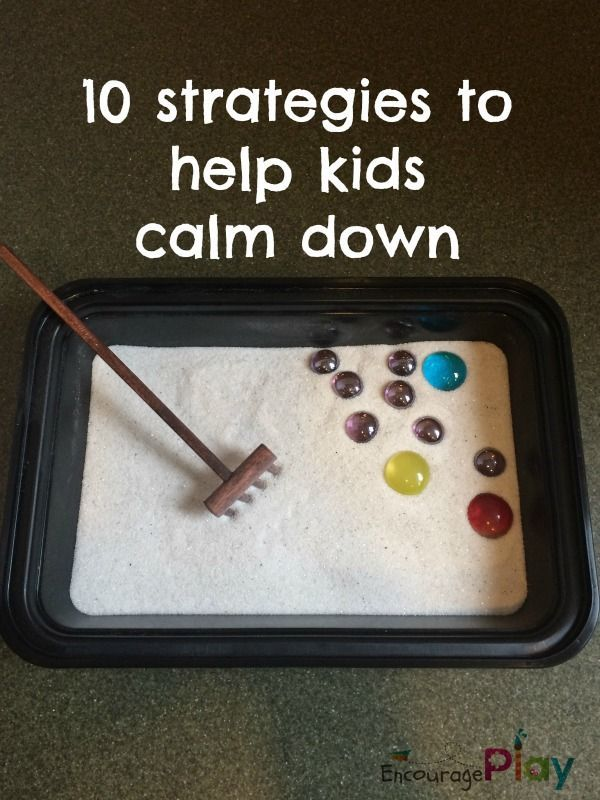 As a school counselor, I often had kids come into my office in a heightened state, and it was my job to be able to help them calm down and get back to work in class. I had lots of items in my room to help achieve that. It's always easier for kids to talk about what's bothering them when they're doing another activity or playing a game. As a mom, I know that there are lots of things that can help my kids reset when they are having a hard time, or getting into arguments or just have...