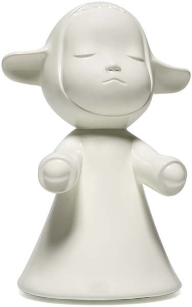 Yoshitomo Nara's - Little Pilgrim up for auction.