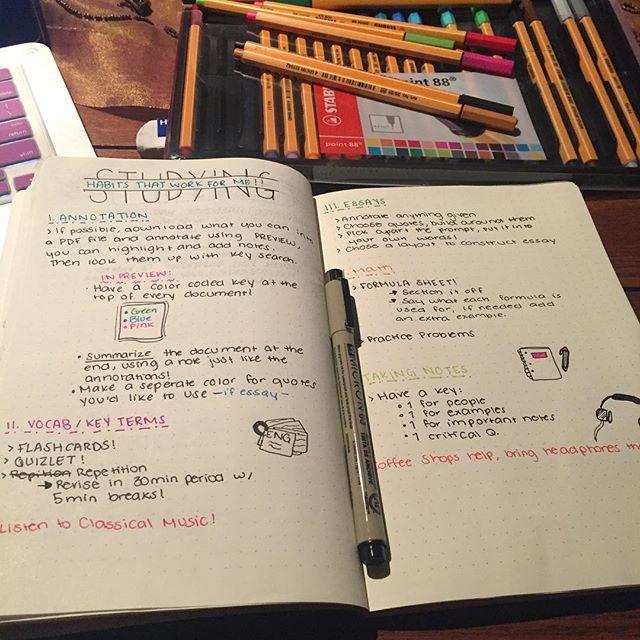 Update on my study plan! 💕 • • • #bulletjournalcommunity #bulletjournal #WeAreBujo #plannergirl #bujo #bujolove #bujocommunity