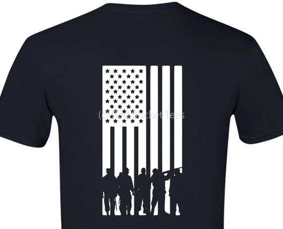 Flag Shirt, American Flag Shirt, Military Shirt, Fourth of July Shirt, American Flag T Shirt, Military T Shirts, Men's TShirts, Mens TShirt