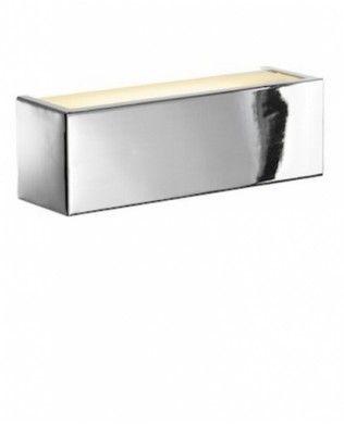 Chrombo CFL Wall Luminaire【$186.00USD】   【H 9.90 cm X W 29.97 cm】【1 X 11W max. G23 CFL】