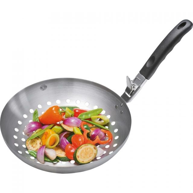 Wok do grillowania warzyw