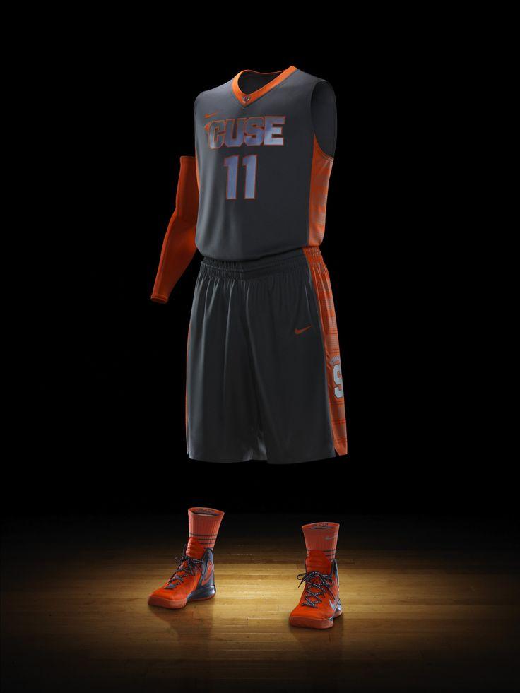 Nike u0026#39;Cuse Menu0026#39;s Basketball uniform | Sport Uniforms ...