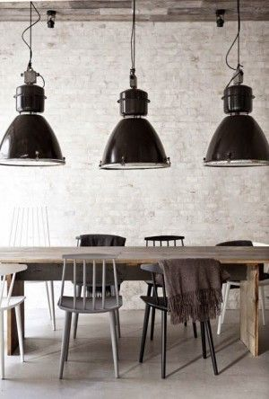 15 best woonkamer industrieel images on Pinterest | Dining room ...
