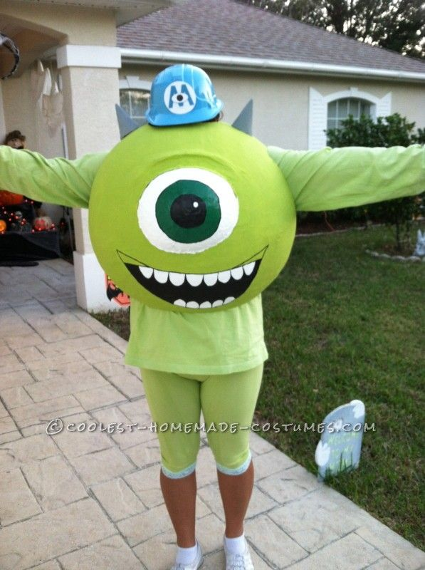 Best Monsters Inc. Costumes Ever! ... This website is the Pinterest of costumes