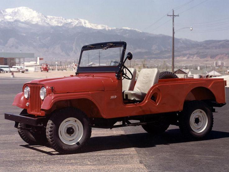 1970 CJ-6 #tbt #jeep