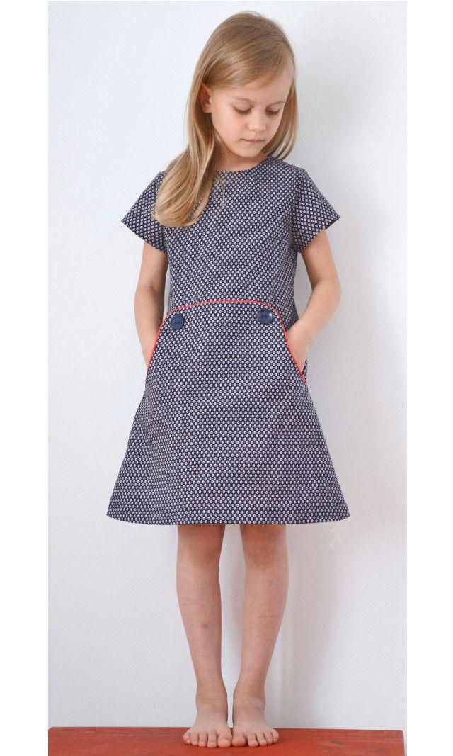 louisa jurk, mooi door z'n eenvoud