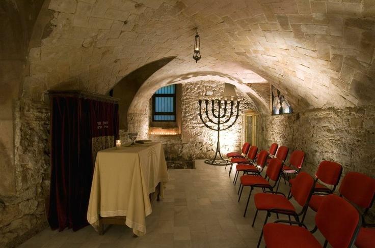 Sinagoga Mayor de Barcelona. Interiores sinagoga. Copyright Sinagoga Mayor de Barcelona/Anna Serrano #Sefarad #Sternalia