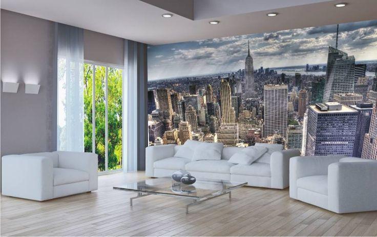 Wcale nie musicie mieszkać w New York, aby podziwiać takie widoki. http://www.fototapeta24.pl/getMediaData.php?id=34998741 #homedecor #fototapeta #fototapeta24 #decor #obraz #aranżacjawnętrz #wystrójwnętrz #desing