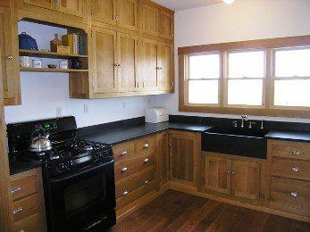 17 mejores ideas sobre gabinetes de madera en pinterest for Disenos de gabinetes de cocina en madera