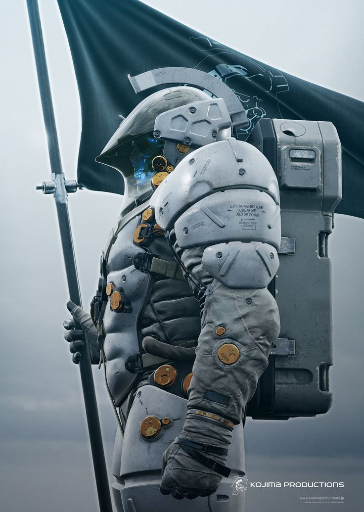 Back in December Hideo Kojima revealed how the logo for Kojima Productions will look and now he has decided to unveil the actual character that the logo is from.