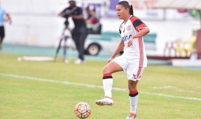 Flamengo recebe o Santos pelo Campeonato Brasileiro Feminino nesta quita-feira