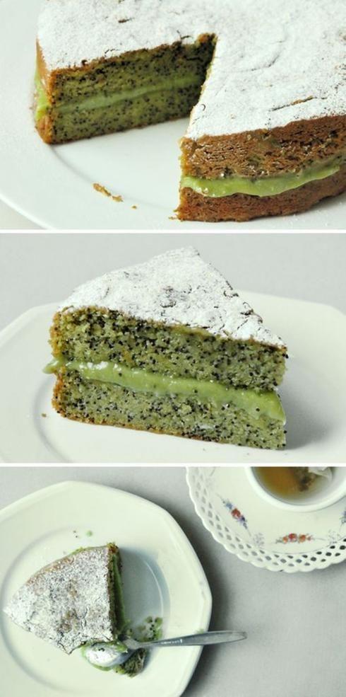 Gâteau avocat et graine de pavots - http://www.jveuxetrebonne.com/2011/11/gateau-lavocat-et-aux-graines-de-pavot.html