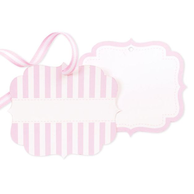 Favor tagsCaroline'S 1St, Baby Blue, Tags, Fairies Princesses, Parties, 1St Birthday, Bridal Shower, Pink, Baby Shower