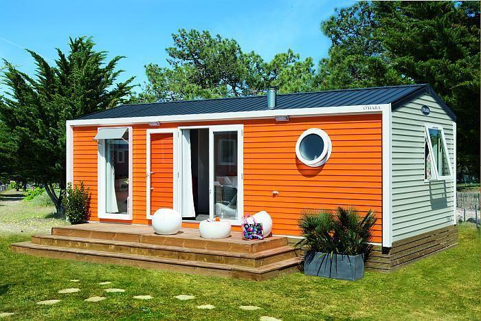 """Με """"πορτοκαλί διάθεση""""...  Τροχοβίλα O'Hara 784 με 2 υπνοδωμάτια"""