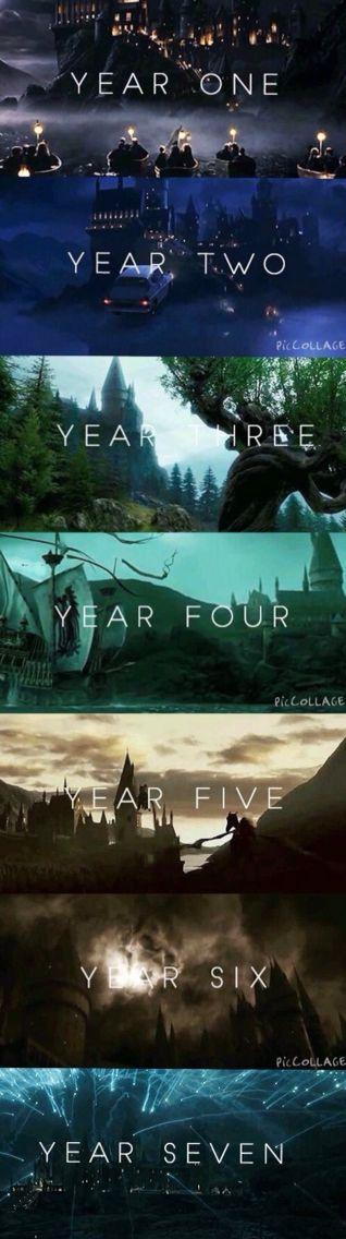 My real school, Hogwarts