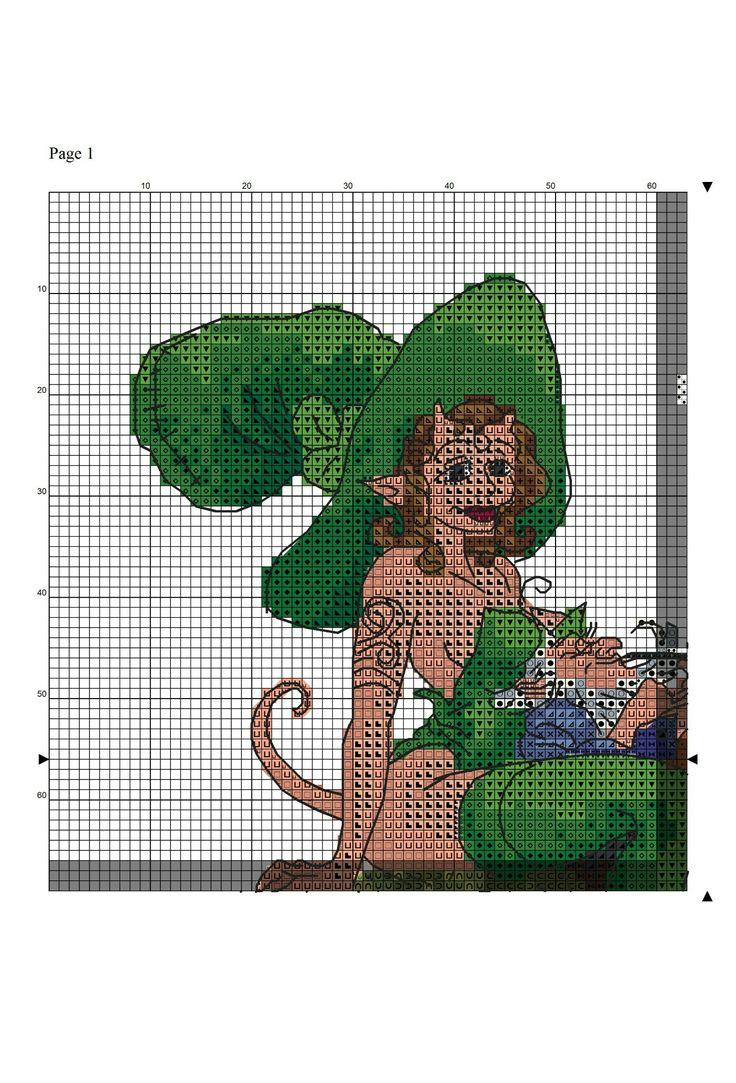 1249 best Fae images on Pinterest | Feen, Kreuzstich und Gnome