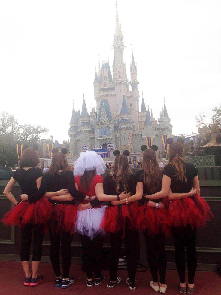 Magical Disney World Bachelorette Party