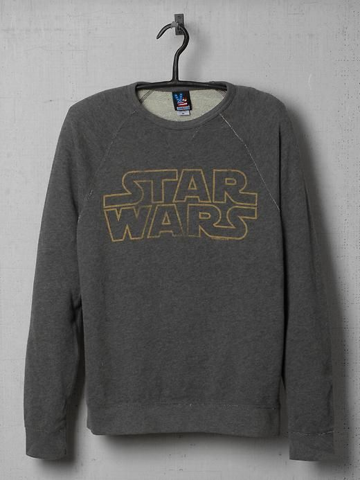 love this sweatshirt!!!!!! Star Wars!