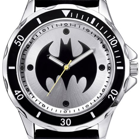 You will love this product from Avon: Men's Batman Strap Watch reg.  $39.99