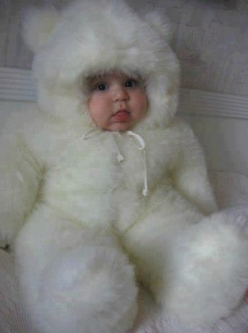 Fluffy baby!!!!!