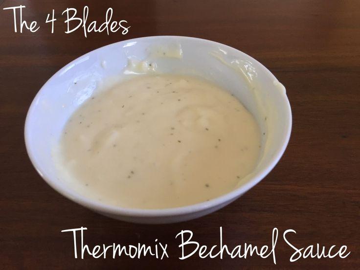 Thermomix Bechamel Sauce