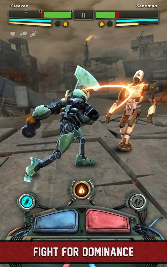 Ironkill: Robot Fighting Game v1.2.25 Apk+Data [Mod Money] | Android Gamers | Android Oyun Uygulama ve Hile Paylaşım Blogu