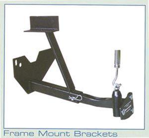 Slide in Truck Camper Warehouse - Tie Down Truck Camper Rigging - Happijac - Tork lift