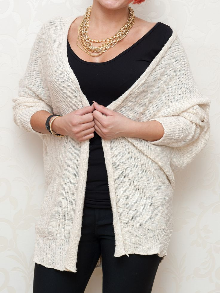 Biely sveter #sveter