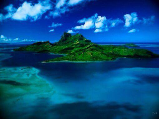 Gyonyoru egy sziget mi?