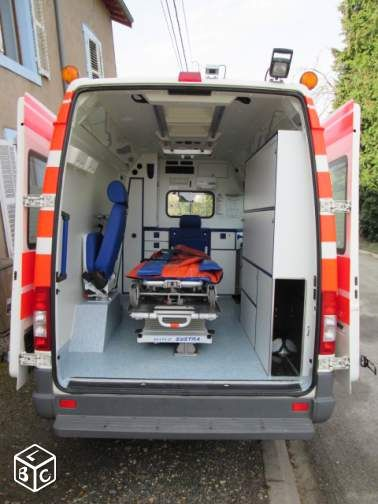 Ambulance Sprinter 316 CDI BVA 35000 km