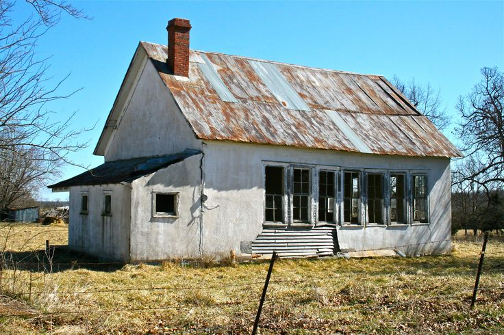 One Room School Houses Laclede County Missouri
