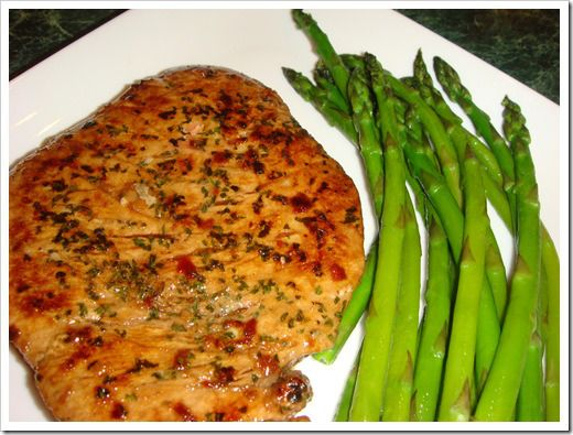 Spicy Pan-Seared Tuna Steaks