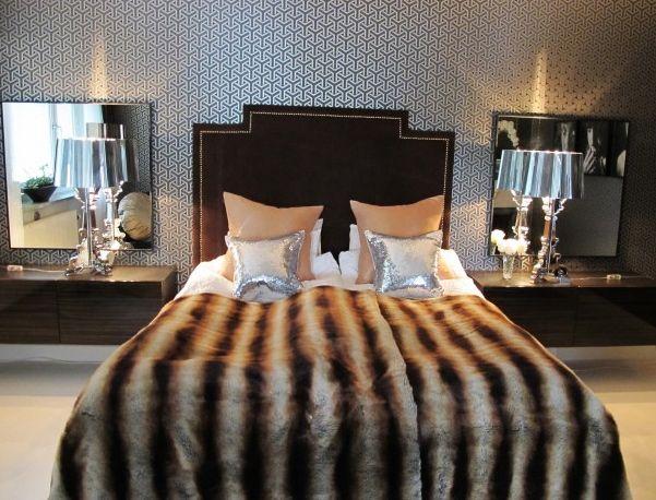 73 best Bedrooms - Hollywood Glamor images on Pinterest