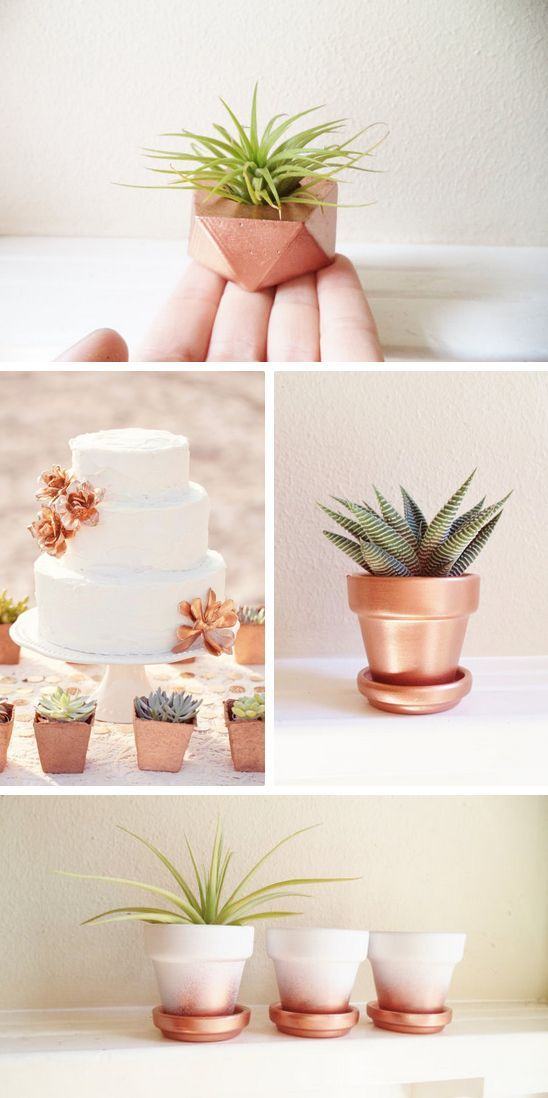5 Ways to Bring Your Rose Gold Wedding to Life!