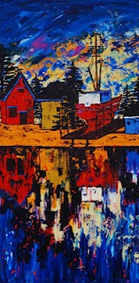 Holly Everett Gallery - Annapolis Royal