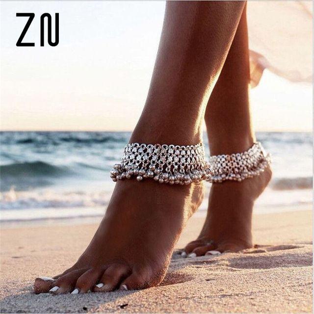 Amato Oltre 25 fantastiche idee su Gioielli di perline per i piedi su  PJ95