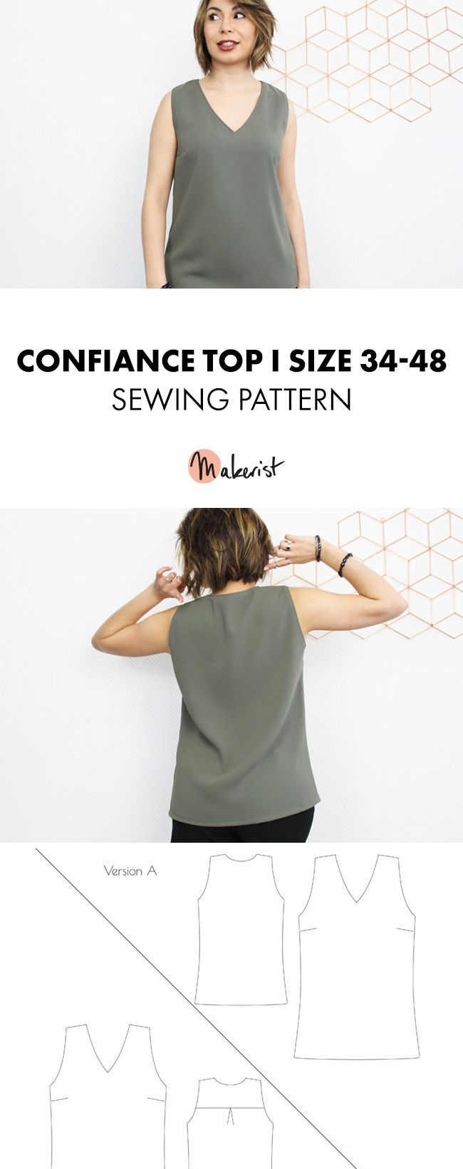 120 best Sewing Patterns For Women! images on Pinterest