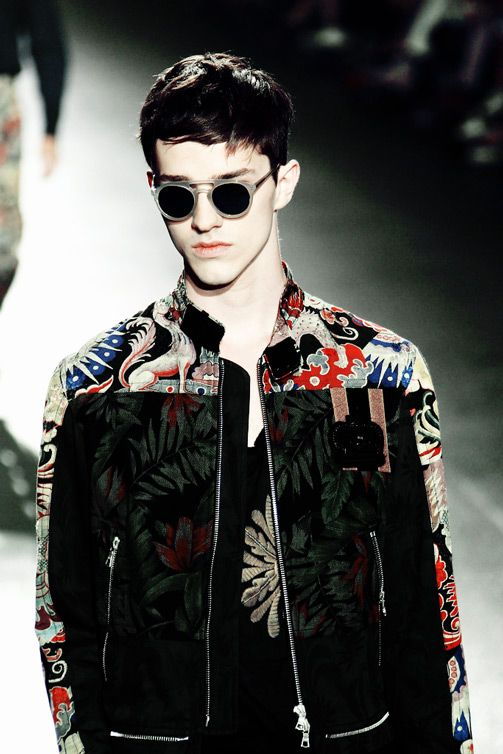 Dries van Noten SS14 ZsaZsa Bellagio – Like No Others