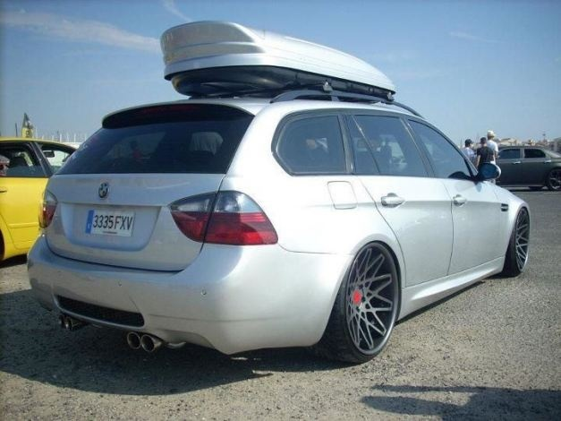 My preferred load-lugger | BMW Estate
