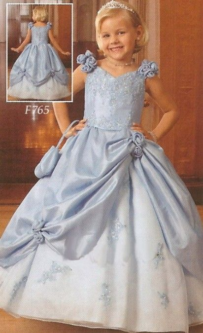 What little girl wouldnt love to wear this?!flower girl dress flower girl dress
