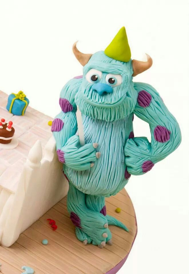 Monsters Inc Cakes Pinterest