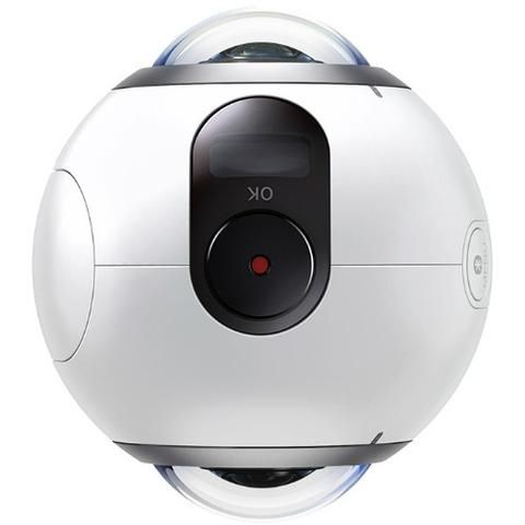 Samsung Gear 360 - Front view