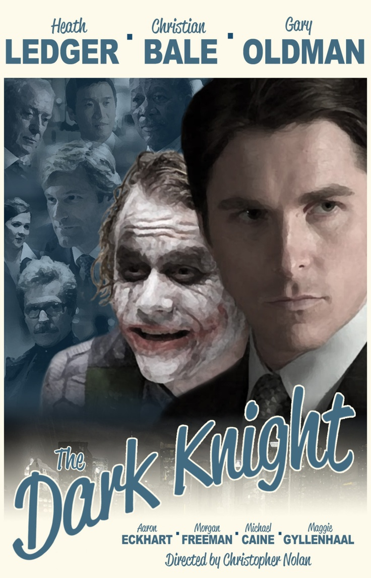 #The Dark Knight | Film Poster: The Dark Knights, Books Jackets,  Dust Jackets, Picture-Black Posters, Movie, Film Posters,  Dust Covers, Knights Ripped,  Dust Wrappers