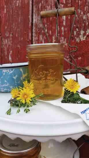 Dandelion Mint Jelly Recipe — Food — GRIT Magazine