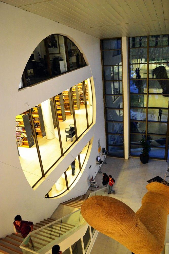 Gallery - U. Talca Library / Valle Cornejo Arquitectos - 11